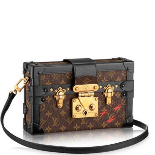 Сумка клатч Louis Vuitton Petite Malle